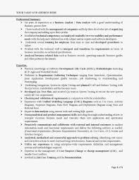 Best Resume Format For Quality Assurance by Quality Assurance Resume Examples Free Resume Example And