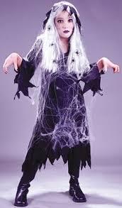 Scary Teen Halloween Costumes Spiderweb Gauze Ghost Ch Halloween Costumes