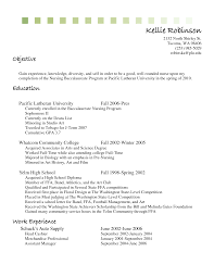 Example Resume  Intern Sample Resume  technical skills and     Good Resume Objectives       examples of resume objective  resumes       a