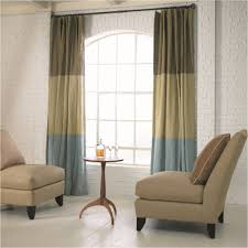 luxury arch window treatments