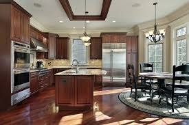cherry cabinets in kitchen 143 luxury kitchen design ideas designing idea