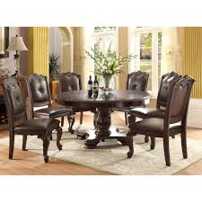 Dining Room Sets With Round Tables Alexandria Round Dining Table U0026 4 Side Chairs 2150t Dining