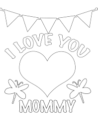 mom coloring pages bestofcoloring