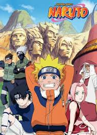 Naruto – Todas as Temporadas – HD 720p