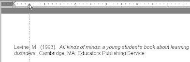 term paper format mla ASB Th  ringen Title Page APA