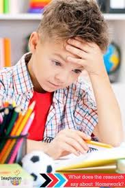 Helping Your Child Gain Independence with Homework Learning Disabilities Association of America Homework Contract for Parents and Kids