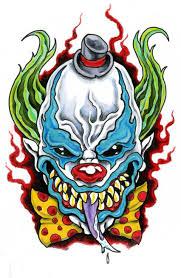 evil clown by scottkaiser deviantart com on deviantart clowns