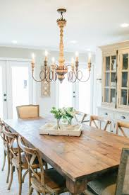 Farm Dining Room Table 131 Best Dining Rooms Images On Pinterest Farmhouse Dining Rooms