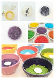 Rainbow Wedding Centerpieces by 22 Eye Catching U0026 Inexpensive Diy Wedding Centerpieces Thegoodstuff