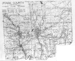 Van Wert Ohio Map by Ohio County Map