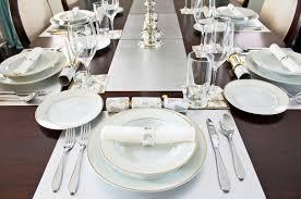 Dinner Table Setting A Dinner Table Indelink Com