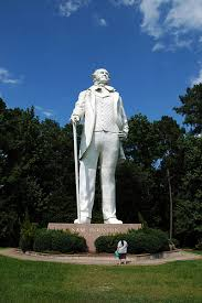 Giant Sam Houston Statue