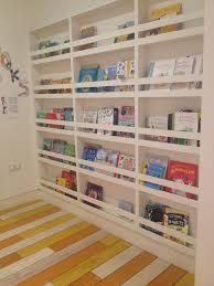 41 best kid u0027s bookcases images on pinterest half painted walls