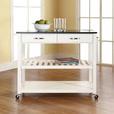 Dolly Madison Kitchen Island Cart Dolly Madison Banner White Kitchen Cart 4550 95 The Home Depot