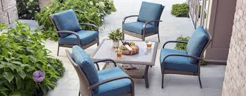 Menards Wicker Patio Furniture - patio replacement outdoor cushions home depot patio cushions