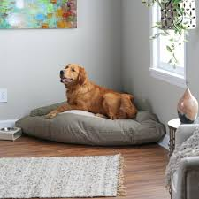 review hidden valley corner bolster dog bed dogs recommend