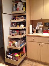pantry pull out storage systems