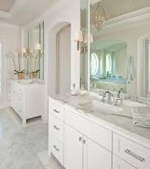 attractive decorating ideas using rectangular mirrors and silver