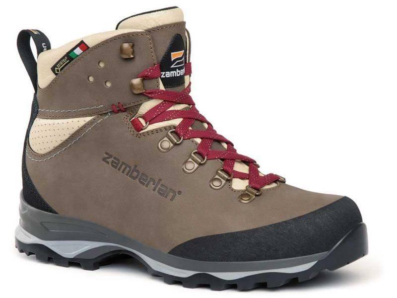 Zamberlan Amelia GTX RR Backpacking Boots Brown Medium 6.5 0331BRW-Medium-6.5