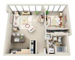 Huntington Floor Plan Floor Plans And Pricing For Elements Apartments Bellevue Wa