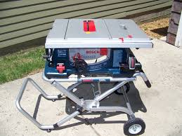Bosch Table Saw Parts by Bosch Worksite Table Saw Review Is There Any Other Tools In
