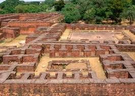 Nalanda University Remains