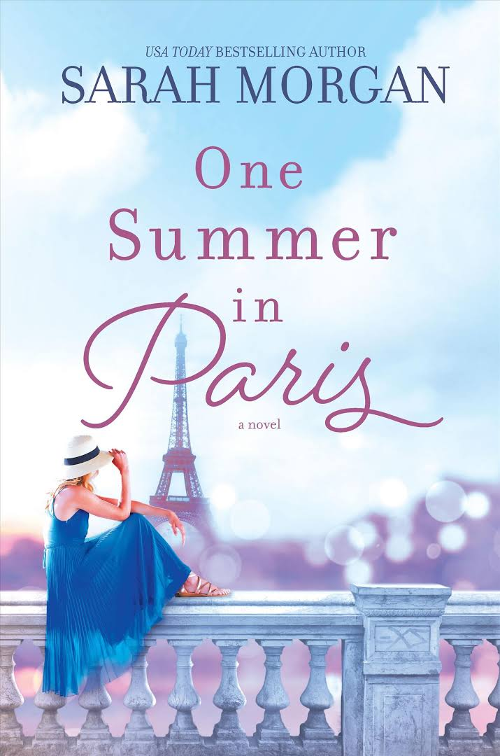 Image result for one summer in paris sarah morgan