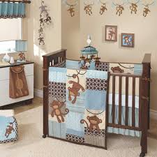 Monkey Crib Set Baby Nursery Wonderful Vintage Baby Nursery Room Design