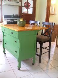 kitchen simple creative green kitchen island with black kitchen