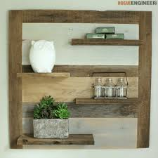 Wall Mounted Shelves Wood Plans by 12 Free Shelf Plans To Spruce Up Your Home