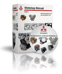 mitsubishi engines manuals pdf format and videos dvd best on ebay