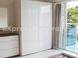 Home Decor Sliding Wardrobe Doors Modren Sliding Wardrobe Doors Ikea Bedroom Closet Mirror And