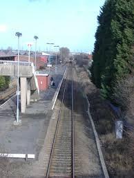 Billingham railway station