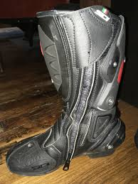 motorcycle racing boots for sale for sale gently used sidi vertigo lei boots size 37 u2014 gearchic