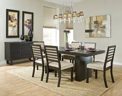 Dining Room Wall Decorating Ideas Awesome 70 Light Hardwood Dining Room Decorating Inspiration Of