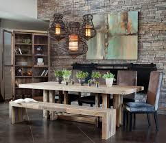 Dining Table With Banquette Furniture Elegant Dining Room Design By Iometro With Rustic