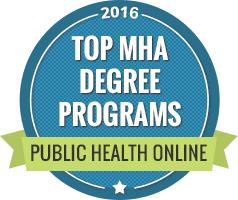 Health Administration Master     s Programs   PublicHealth org Public Health Online Top MHA Degree Programs