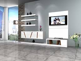 furniture tile flooring and wall unit tv designs with brick