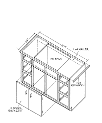 Kitchen Sink Cabinet Dimensions : Kitchen Sink Base Cabinet Dimensions