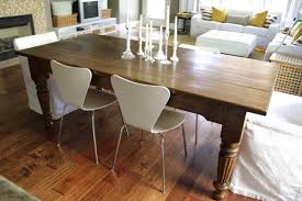 Craftsman Style Dining Room Furniture Table Farmhouse Dining Room Tables Style Large Farmhouse Dining