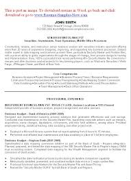 Objectives For Resumes Examples by Business Analyst Resume Examples Objectives You Have To Create A