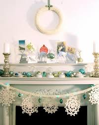 Christmas Home Decorations Pictures Christmas Home Decoration In Blue U2013 Adorable Home