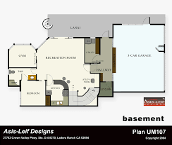 House Plan With Basement by Walkout Basement Floor Plans Google Search House Ideas Alternate