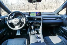lexus rx f sport gas mileage review 2016 lexus rx 350 f sport awd the thrill of driving