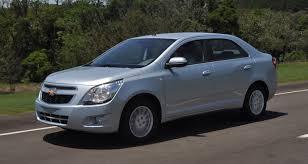 Chevrolet lança o Cobalt: sedã pequeno com tamanho de médio ...
