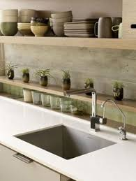 Kitchen Shelving Transform Your Home With Tile Modern Floating Shelves Quartz