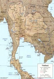 Map Of Waikiki Geography Of Thailand Wikipedia