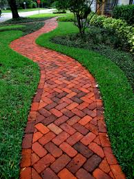 Brick Paver Patterns For Patios by Depiction Of Build Contended And Stunning Patio And Pathways With