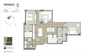 Escala Seattle Floor Plans by 100 Penthouse Floor Plans Towers Six Floor Plans Ponce