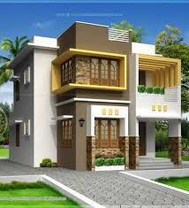 Single Story Houses One Story Houses In Kerala Modern Home Design One Story U2013
